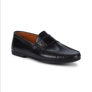 Brand new Bally brown loafers